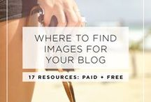 Blogging Resources + Downloads / Resources, links and downloads for Bloggers
