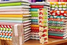 Fabrics / by Maggie Elizabeth