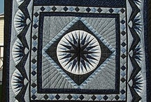 Quilts Mariners Compass, Dresden & Stuff / by Felecia Johnson Ozant