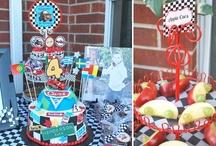 Boys Birthday party Ideas / by Jennifer Seddon