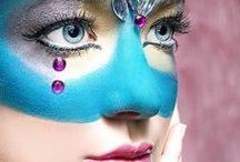 Masks / by Kathy Borino