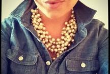 Pearls / by Maggie Elizabeth