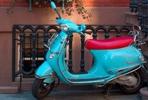 vespa / by Elizabeth Minchilli