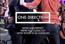 One Direction(: / by Stephanie Ward
