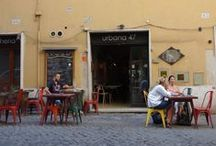 eating in rome / by Elizabeth Minchilli