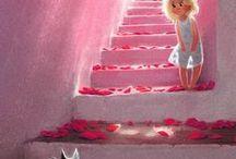 Pink / by Kathy Borino