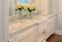 Bathroom design / Decor and tile