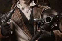 Steampunk / Costumes and decor