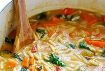 Soups / Hot homemade soups / by Cynthia Smith