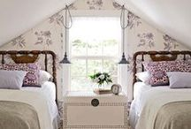 New guest bedroom / by Alicia Añino