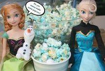 """Frozen / all things """"Frozen""""!"""