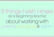 Teacher hints / by Rachel Montoya