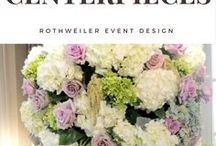 Centerpieces / Centerpieces and tablescapes from weddings and events that will give you much needed inspiration.