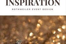 Sparkle Inspiration / Inspiration for the ultimate princess bride who wants sparkle, glitter, glamour and bling on the wedding day