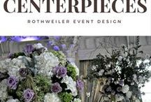 Tall Centerpieces, Ideas and Inspiration / If you are a bride or groom or even if you just got engaged and you need wedding inspiration for tall centerpieces, follow this board for amazing ideas that are romantic, modern, rustic and more!