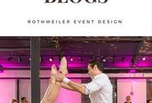 Blogs from Rothweiler Event Design / Advice for engaged couples and people planning their wedding. Plus I write about wedding day myths that you can ignore!
