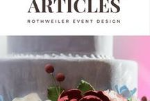 Our Articles Featured in Huffington Post Weddings / If you are engaged and planning a wedding, check out every article we have written for Huffington Post for your wedding day inspiration and wedding planning tips and advice!