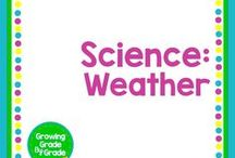 Science: Weather / Elementary and middle grades resources, lessons, projects, worksheets, and printables for Science: Weather.