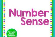 Number Sense / Elementary and middle grades resources, lessons, projects, worksheets, and printables for Number Sense.