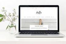 WordPress Blog + Website Themes