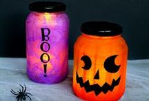 Scary Halloween Fun / Halloween fun from food, to crafts to DIY!