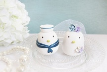 Wedding / Wedding party, ideas, gifts, hair, dress, invitations and decor