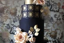 Wedding Cake Drama / All things related to the deliciousness of wedding cakes. Ohh and to appear on this board,  the confection MUST be FABULOUS!!! / by Desiree Dent
