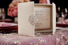 Invite Me, Please! / I adore stationery...especially invitations...ESPECIALLY wedding invitations! / by Desiree Dent