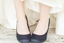 Shoes For Weddings / Not your typical wedding shoes! Great styles for savvy brides who want to wear comfortable shoes while still being unique. / by Simple Big Day