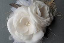 Wedding Hair Accessories / Some beautiful ideas for wedding day hair accessories. / by Simple Big Day