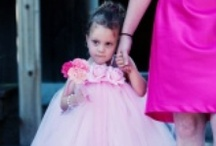 Beautiful Flower Girls / Some absolutely gorgeous flower girl dresses! / by Simple Big Day