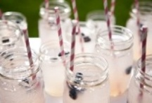 Wedding & Party Beverages / Photos of neat things you can do with your wedding day beverages. / by Simple Big Day