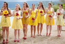 Bridesmaid Dress Pictures / Pictures of simple, stylish bridesmaid dresses. Plus, great dresses that could double as a bridesmaid dress. / by Simple Big Day
