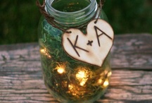 Wedding Decor Ideas / Photos and ideas for general wedding decorations. / by Simple Big Day