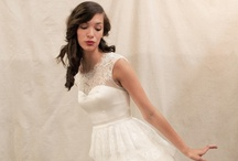 Simple Wedding Dresses / Simple wedding dresses for people who simple looks that are creative, stylish, and are made with great craftsmanship and passion. / by Simple Big Day