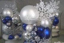 Winter Wedding Centerpieces / Simple winter wedding centerpieces for couples who want to keep it simple, special, and stylish. Some DIY ideas as well as ideas for Christmas. / by Simple Big Day