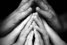 Pray without ceasing / It's obvious but often overlooked. Missions and missionaries depend on prayer support.