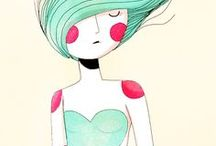 Ilustrations / by Milena Dorta