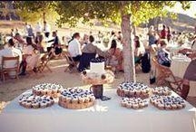 {The Sweets} / Wedding Reception Dessert Ideas / by {Bridget Quinn}