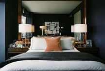 Downtown Bedroom / by Shandra