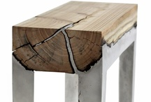 Tables & Chairs / by Branden McDonald