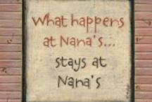 Nana's Hope Chest / by Deanna Bentley