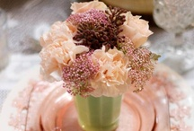 Spring Wedding Ideas / Spring wedding ideas for brides who want seasonal style without breaking the bank. / by Simple Big Day