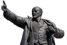 Ugly Statues / The only industry that survived USSR times. It's a global pest. / by Bob Stumpel