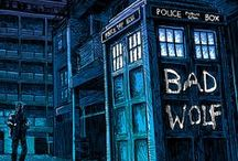 The Whoniverse / Doctor Who--Torchwood / by Robbie Le Meow