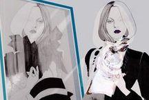 Fashion Illustration / by Anastasia Garcia