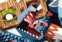 "Street Art / Related boards: ""Art"" and ""Geek Art"" / by Anastasia Garcia"