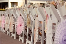 Wedding Chair Decorations / by Simple Big Day