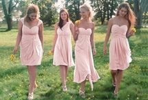 My Girls and Guys / Bridesmaid and Flower Girl Dress and Groom and Groomsmen Suit Possibilities