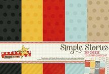 Simple Stories SNAP! / Scrapbooking made easy / by FunintheSon